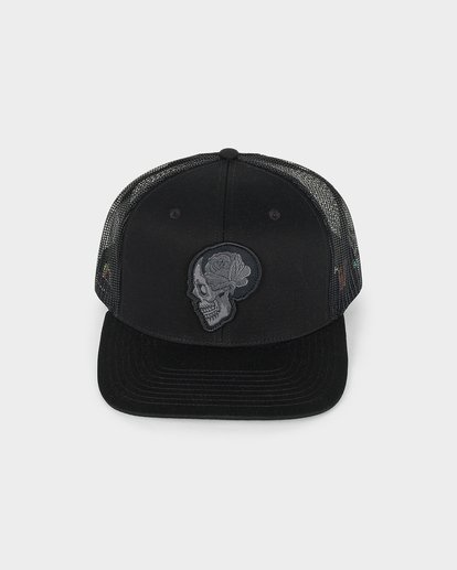 1 GALLERY TRUCKER Black 9695313 Billabong
