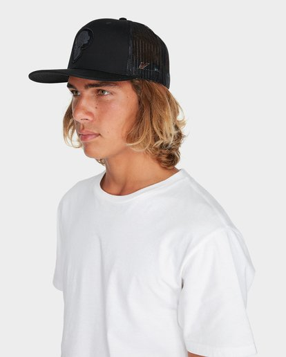 3 GALLERY TRUCKER Black 9695313 Billabong