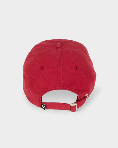 2 ALL DAY LAD CAP Red 9695324 Billabong