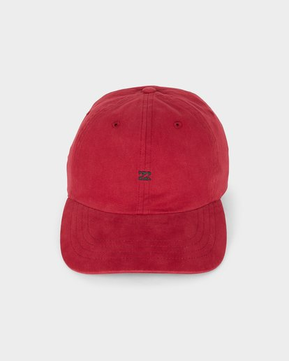 1 ALL DAY LAD CAP Red 9695324 Billabong