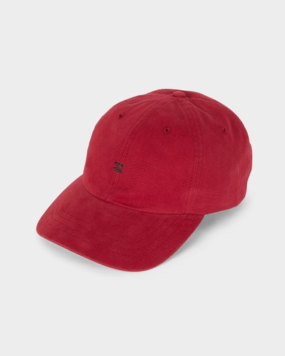 0 ALL DAY LAD CAP Red 9695324 Billabong