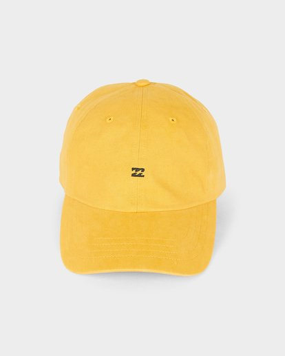 1 ALL DAY LAD CAP Yellow 9695324 Billabong