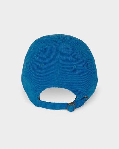 2 SPICES CORD LAD CAP Blue 9695325 Billabong