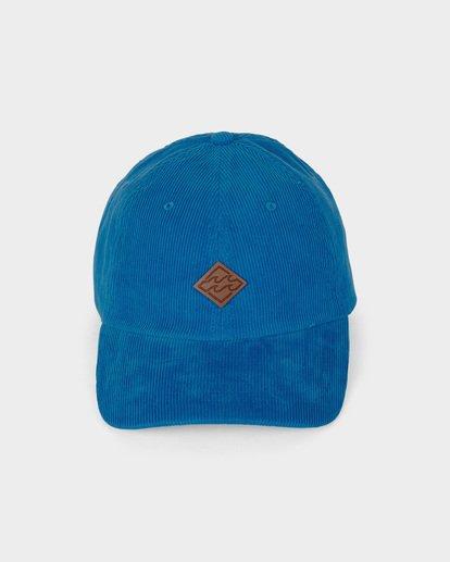 1 SPICES CORD LAD CAP Blue 9695325 Billabong