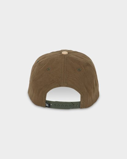 2 PIERMONT SNAPBACK CAP  9695326 Billabong