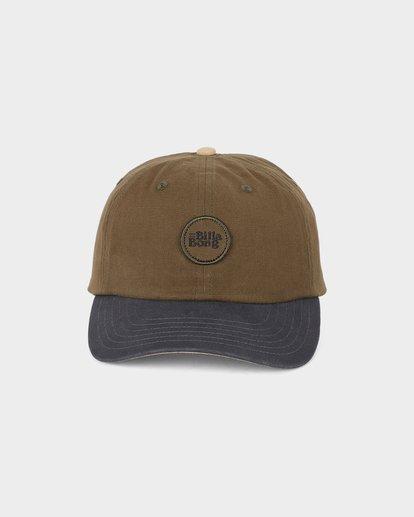 1 PIERMONT SNAPBACK CAP  9695326 Billabong