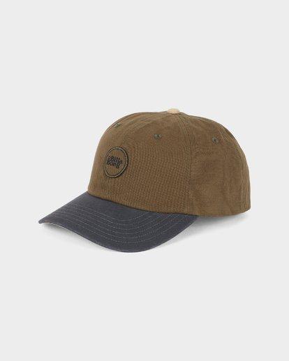 0 PIERMONT SNAPBACK CAP  9695326 Billabong