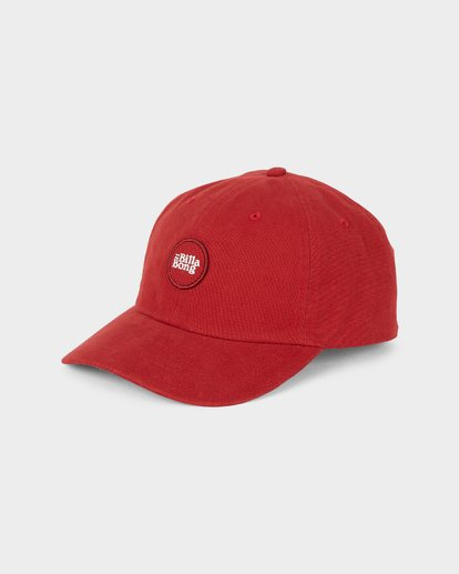 0 PIERMONT SNAPBACK CAP Red 9695326 Billabong