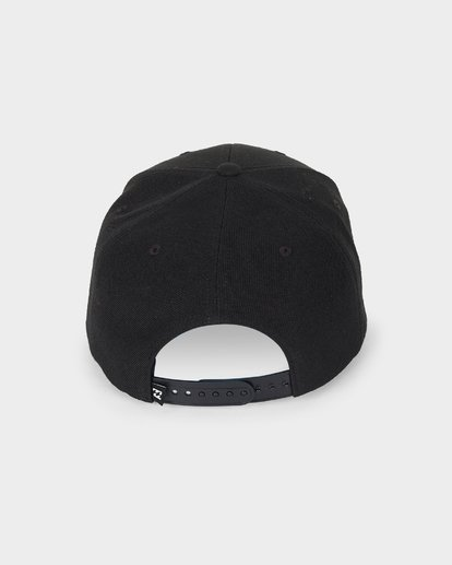 2 MIXED SNAPBACK CAP Black 9695342 Billabong