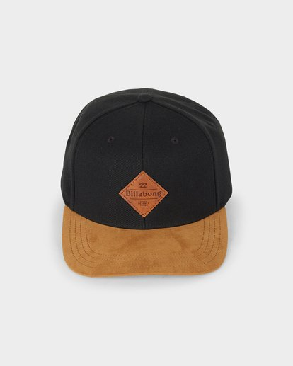 1 Mixed Snapback Cap Black 9695342 Billabong