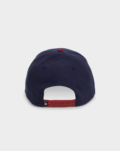 2 MIXED SNAPBACK CAP Blue 9695342 Billabong
