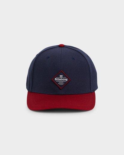 1 MIXED SNAPBACK CAP Blue 9695342 Billabong