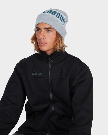 2 DEFENDER BEANIE Grey 9695352 Billabong
