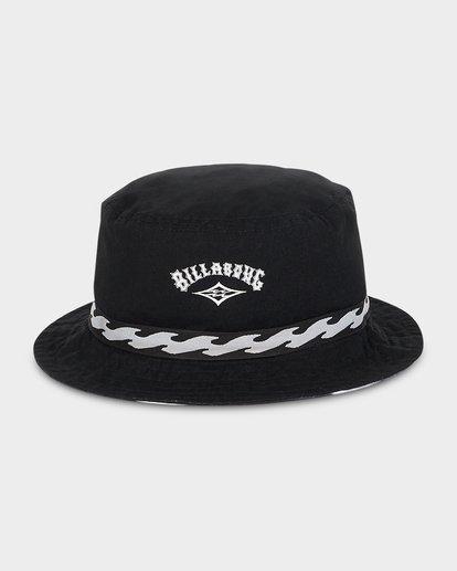 1 VIBES REVO BUCKET HAT Black 9695355M Billabong