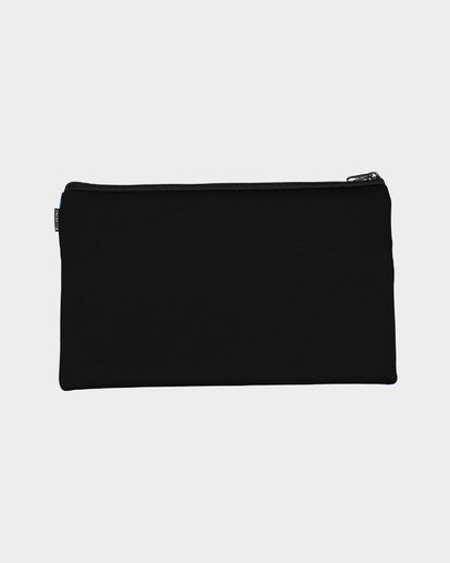1 JUMBO PENCIL CASE Black 9695501 Billabong