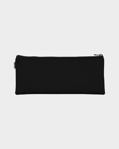 1 LARGE PENCIL CASE Black 9695502 Billabong