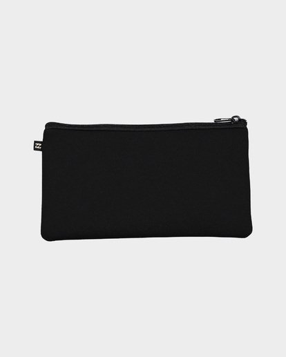 1 SMALL PENCIL CASE Black 9695503 Billabong