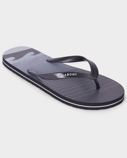 1 FLUID PRO THONGS Black 9695945 Billabong