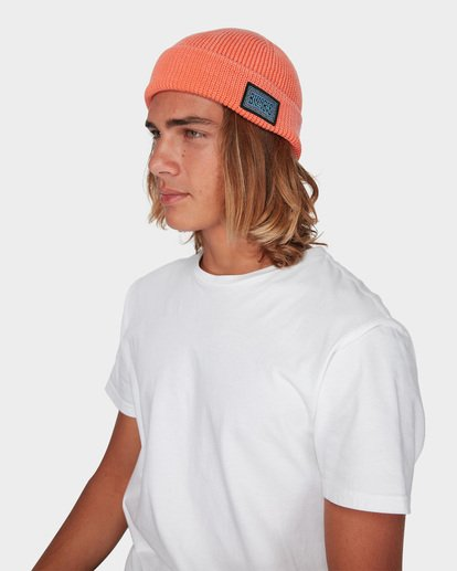 2 BARBARELLA BEANIE Orange 9696005 Billabong