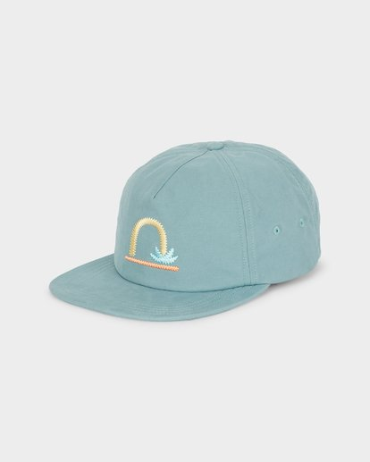 0 HEAD DOWN SNAPBACK Green 9696306 Billabong