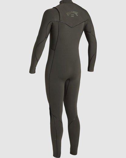 2 3/2 Furnace Natural Fullsuit Black 9703920 Billabong
