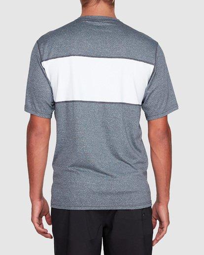 2 Banded Long Sleeve Surf Shirt Grey 9707504 Billabong