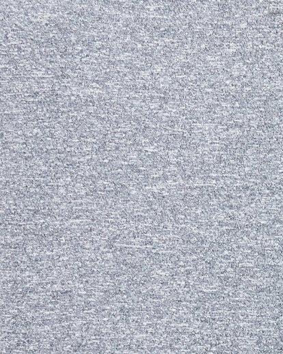 4 Arch Mesh Loose Fit Short Sleeve Rash Vest Grey 9707518 Billabong