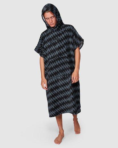 4 Mens Hoodie Towel Grey 9707705 Billabong