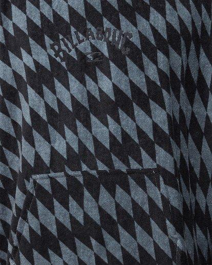 3 Mens Hoodie Towel Grey 9707705 Billabong