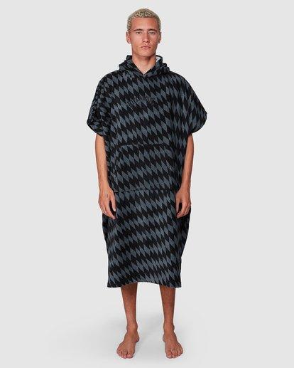 1 Mens Hoodie Towel Grey 9707705 Billabong