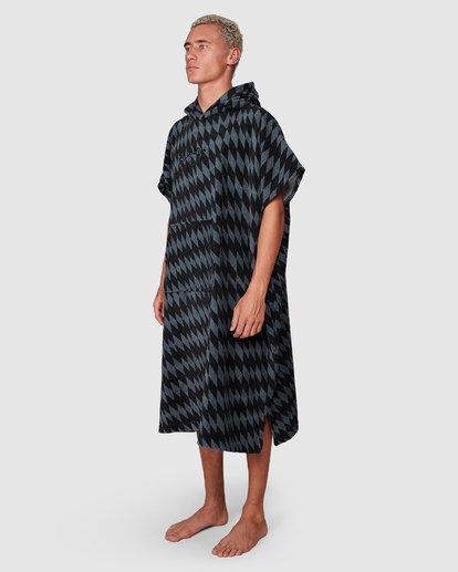 0 Mens Hoodie Towel Grey 9707705 Billabong