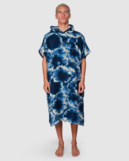 1 Mens Hoodie Towel Blue 9707705 Billabong