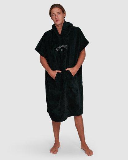 6 Wetsuit Hoodie Towel Black 9707710 Billabong
