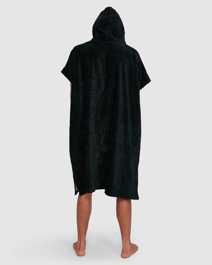 2 Wetsuit Hoodie Towel Black 9707710 Billabong