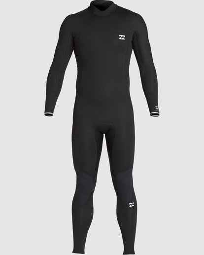 1 302 Furnace Absolute Back Zip Gbs Ls Fullsuit Black 9707810 Billabong