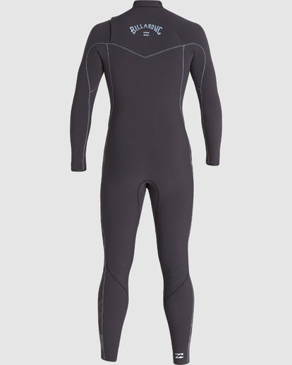 2 302 Revolution Pro Long Sleeve Fullsuit Black 9707901 Billabong
