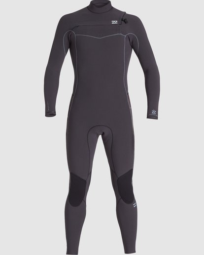 1 302 Revolution Pro Long Sleeve Fullsuit Black 9707901 Billabong