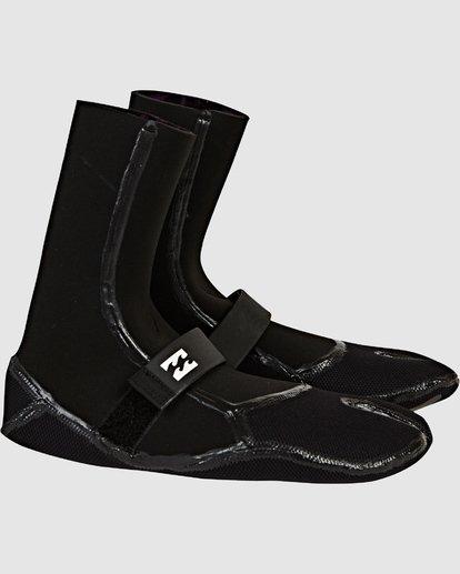 2 2mm Furnace Comp Split Toe Boot Black 9707923 Billabong