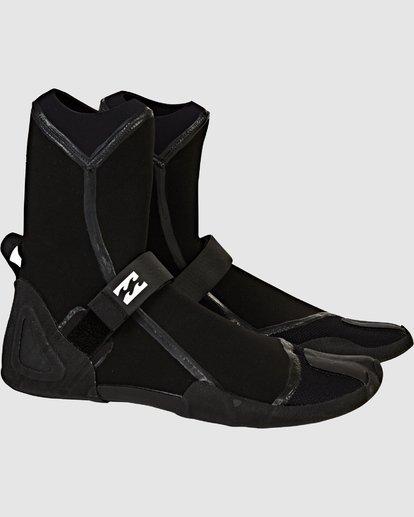 2 3mm Furnace Ultra Hs Boot Black 9707924 Billabong