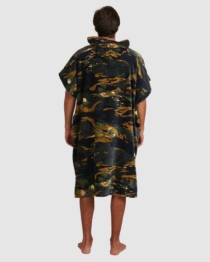 2 Wetsuit Hoodie Towel Camo 9717705 Billabong