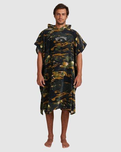 0 Wetsuit Hoodie Towel Camo 9717705 Billabong