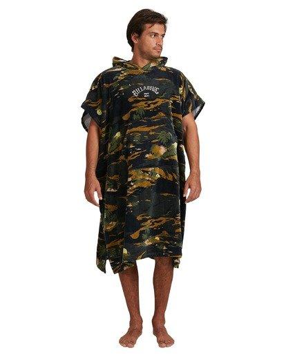 3 Wetsuit Hoodie Towel Camo 9717705 Billabong