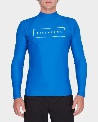 3 ALL DAY UNITED PF Blue 9781005 Billabong