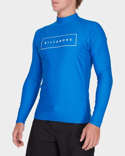 4 ALL DAY UNITED PF Blue 9781005 Billabong
