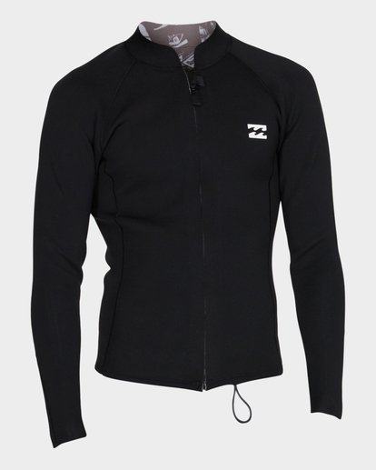 3 REVOLUTION 202 JACKET Black 9783126 Billabong