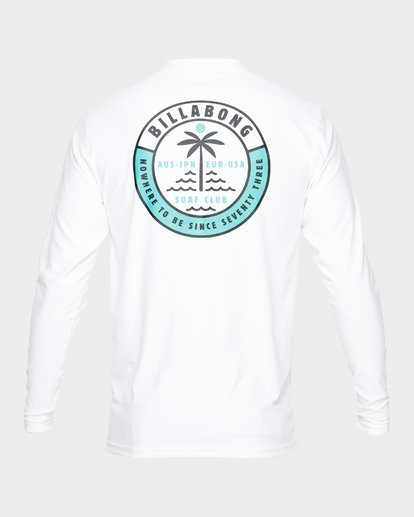 2 SEA SHORE LF LS White 9791507 Billabong