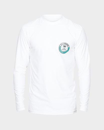 0 SEA SHORE LF LS White 9791507 Billabong