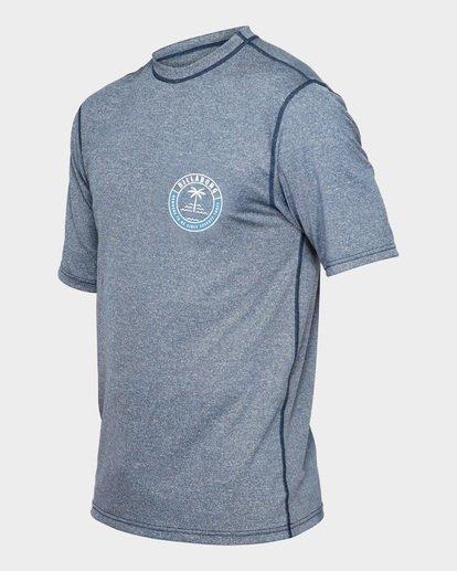 1 SEA SHORE LF SS Blue 9791508 Billabong