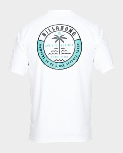 2 Sea Shore Lf Ss White 9791508 Billabong