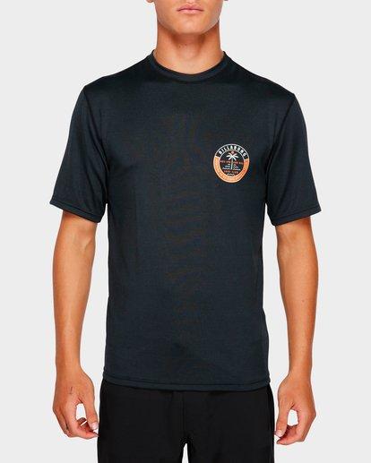 3 SEA SHORE LF SS Black 9791508 Billabong